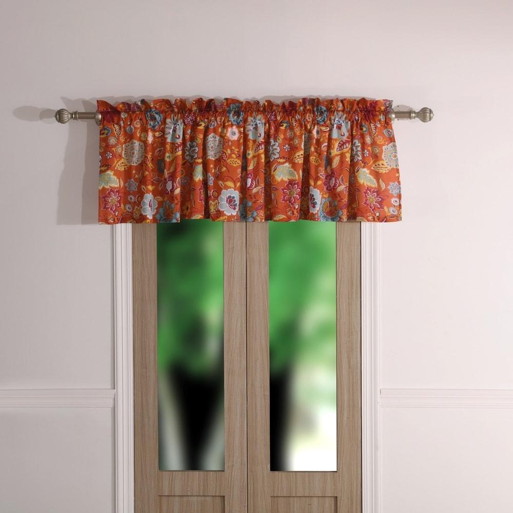 Shop Greenland Home Fashions Astoria Window Valance - 10846236