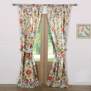 Link to Greenland Home Fashions Astoria Curtain Panel Pair Similar Items in Curtains & Drapes