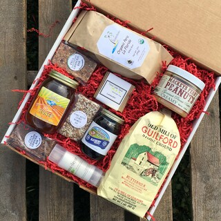 Veggie Wagon 'The Gourmet Mom' Gift Box