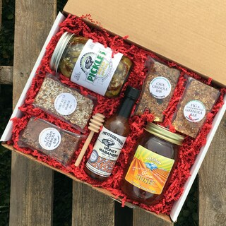 Veggie Wagon 'Honey Lovers' Gift Box