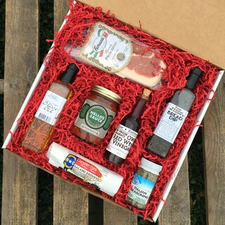 Veggie Wagon 'All Things Italian' Gift Box