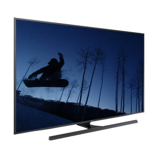 Samsung Reconditioned 55-inch 4K 240CMR SUHD Smart LED TV with WIFI- UN55JS850