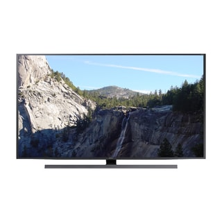Samsung Reconditioned 65-inch 4K 240CMR SUHD Smart LED TV with WIFI- UN65JS850DF