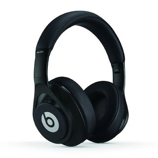 Reconditioned Beats Executive Over-Ear Noise Cancelling Headphones-Executive Black