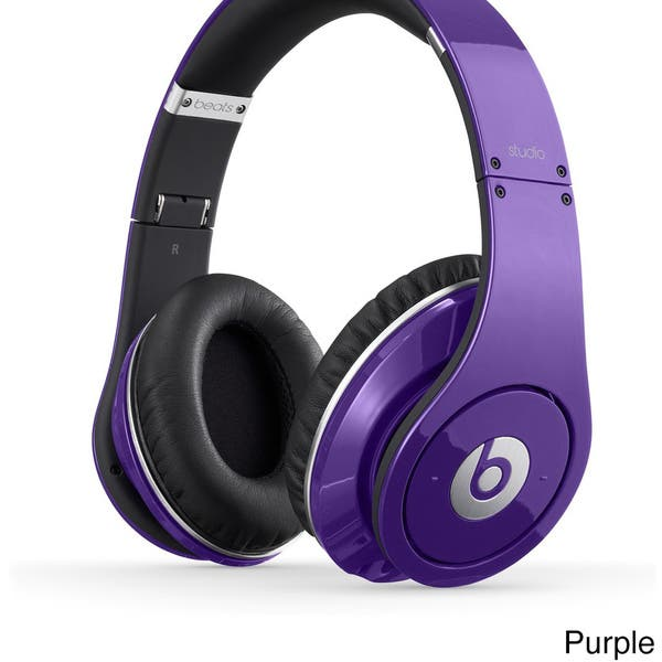 Shop Reconditioned Beats Studio Wired Overear Headphone Overstock 10846384