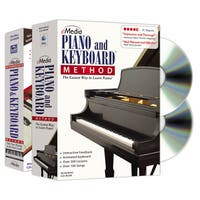 eMedia Piano and Keyboard Method Deluxe (2 Volume Bundle)
