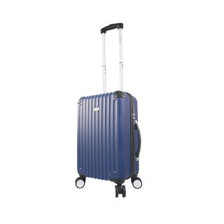 Mia Viaggi ITALY Verona 22-inch Expandable Carry-on Hardside Spinner Upright Suitcase