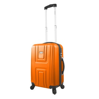 Mia Viaggi ITALY Turin 21-inch Carry-on Expandable Hardside Spinner Upright Suitcase