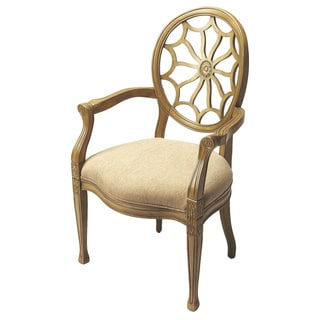 Butler Allison Cappuccino Accent Chair