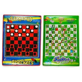 DimpleChild Snakes and Ladders/ Checkers Life Size Dimple Mats|https://ak1.ostkcdn.com/images/products/10846441/P17886921.jpg?impolicy=medium