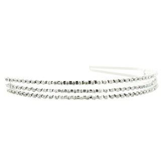 Kate Marie 'Belia' Rhinestone Crown Tiara Headband
