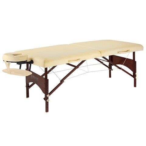 Master Massage Argo 28-inch Portable Massage Table Package