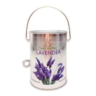 Tin Can Lavender Scent Soy Candle