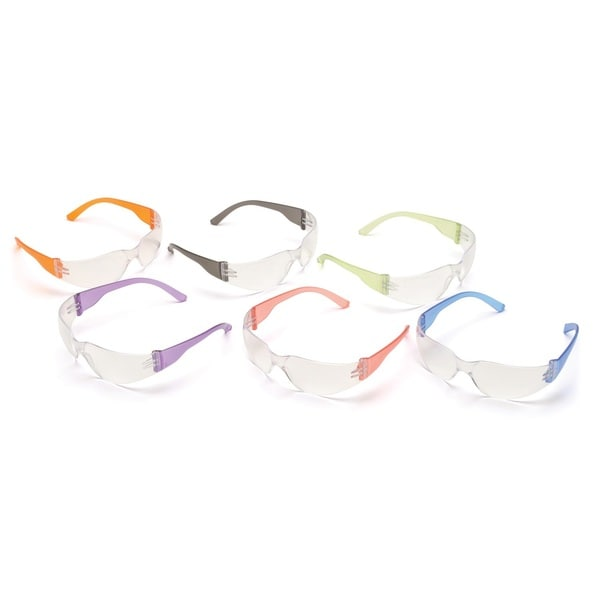 Pyramex Intruder Multi-Color Safety Glasses 12 Pack
