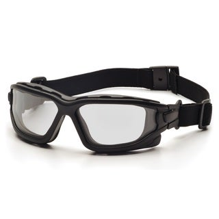 Pyramex I-Force Black Frame AF Lens Sealed Eyewear