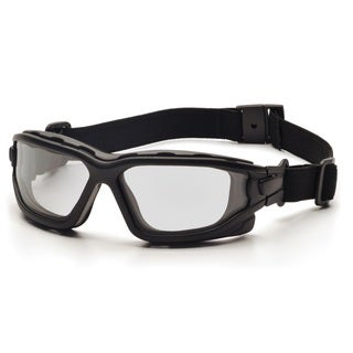 Pyramex I-Force Slim Blk Frame with AF Lens Sealed Eyewear