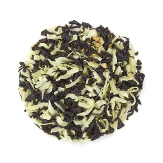 Key Lime Coconut 16-ounce Loose Leaf Black Tea