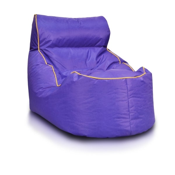 Boat Style Large Bean Bag Chair   17887446   Shopping