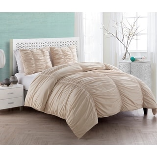 VCNY Madeira 3-piece Duvet Cover Set