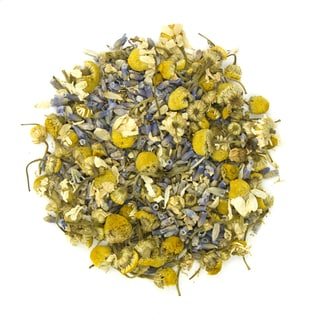 Chamomile Lavender Organic 3-ounce Loose Leaf Herbal Tea