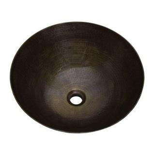 Vessel Sink in Oil Rubbed Bronze