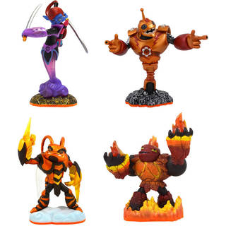 Skylander Giants 4 Pack