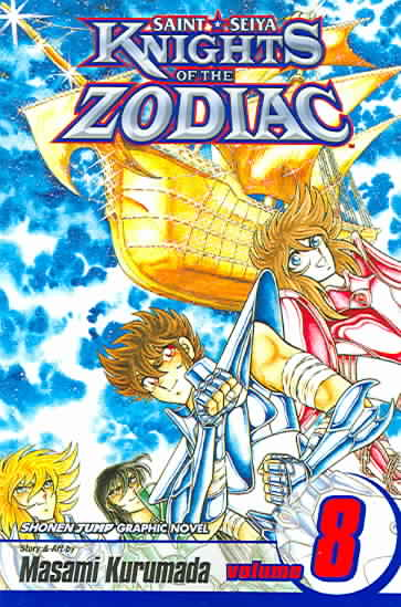 Knights Of The Zodiac 8 (Paperback)