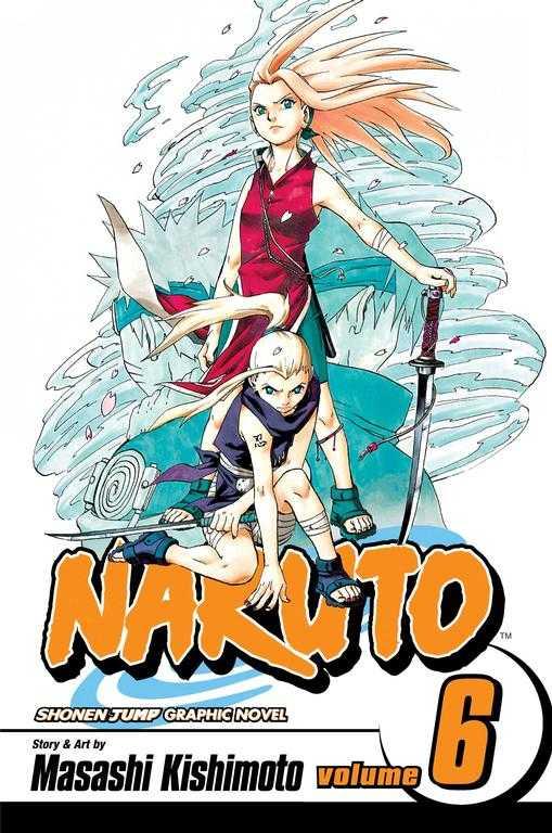 Naruto 6: Predator (Paperback)