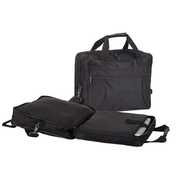 5c3a1c3b4a0f Goodhope Basic TSA Checkpoint-Friendly 15-inch Laptop Briefcase