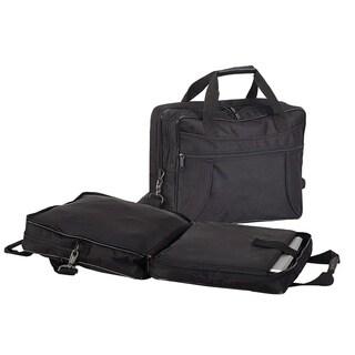 Goodhope Basic TSA Checkpoint-Friendly 15-inch Laptop Briefcase