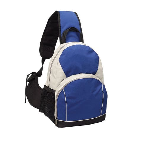 Goodhope Eco Green Recycled PET Sling Backpack