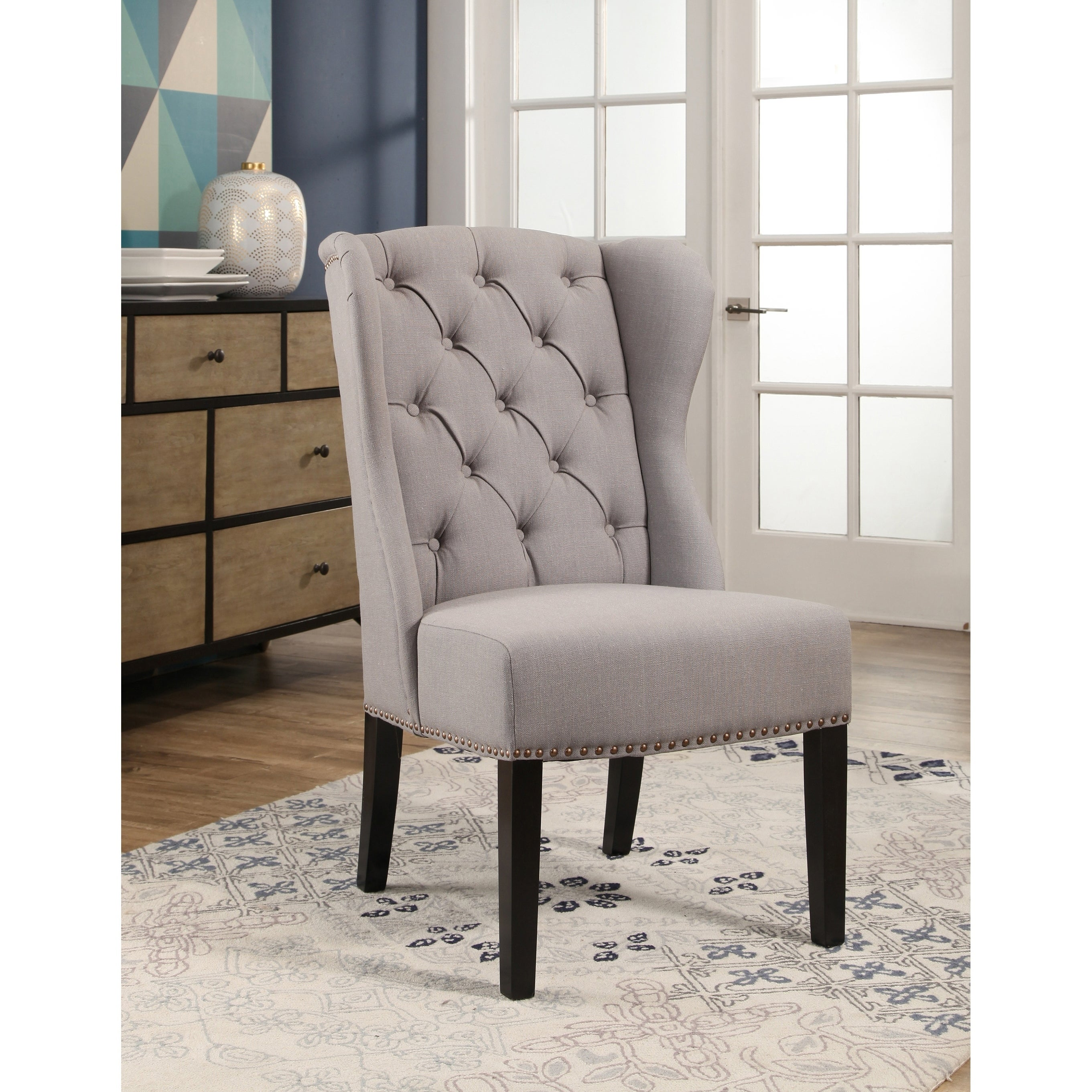 Wingback Chairs Kitchen Dining Room Chairs For Less Overstockcom