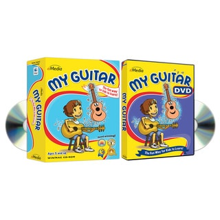 My Guitar CD-ROM and DVD 2-Pack