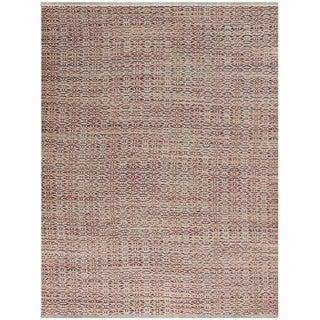 Pescadero Rust Flat-weave Rug (2' x 3')
