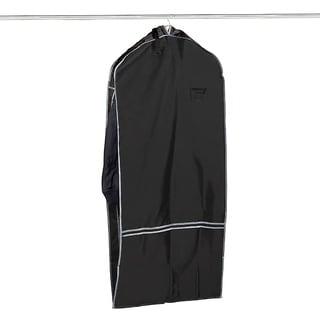 Hold N Storage Florida Brands Black Nylon Travel Coat Bag