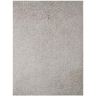 Palo Alto White Shag Rug (8' x 11')