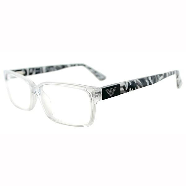 99acfa73336c Emporio Armani Glasses Clear Frame - Bitterroot Public Library