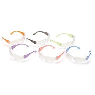 Pyramex Mini Intruder Multi-Color Safety Glasses 12 Pack