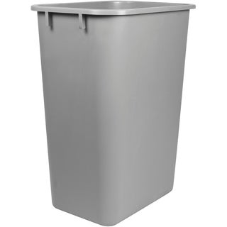 Large/ Tall Waste Basket Black