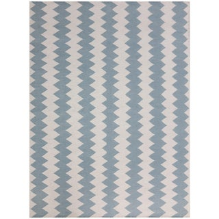 Sonora Ivory Flat-weave Rug (3' x 5')