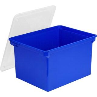 Storex Portable File Tote Letter/ Legal