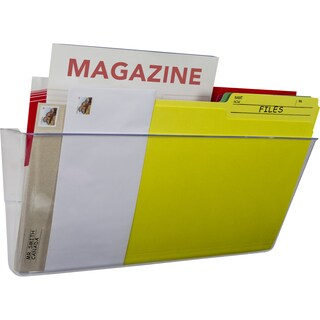 Storex Wall File for Legal sized file folders and documents