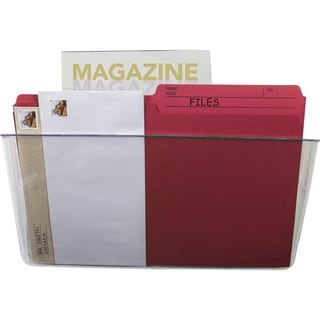 Storex Wall File Letter