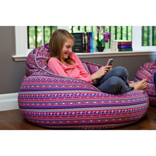 The Pear Bean Bag Chair 17896106 Overstock Com