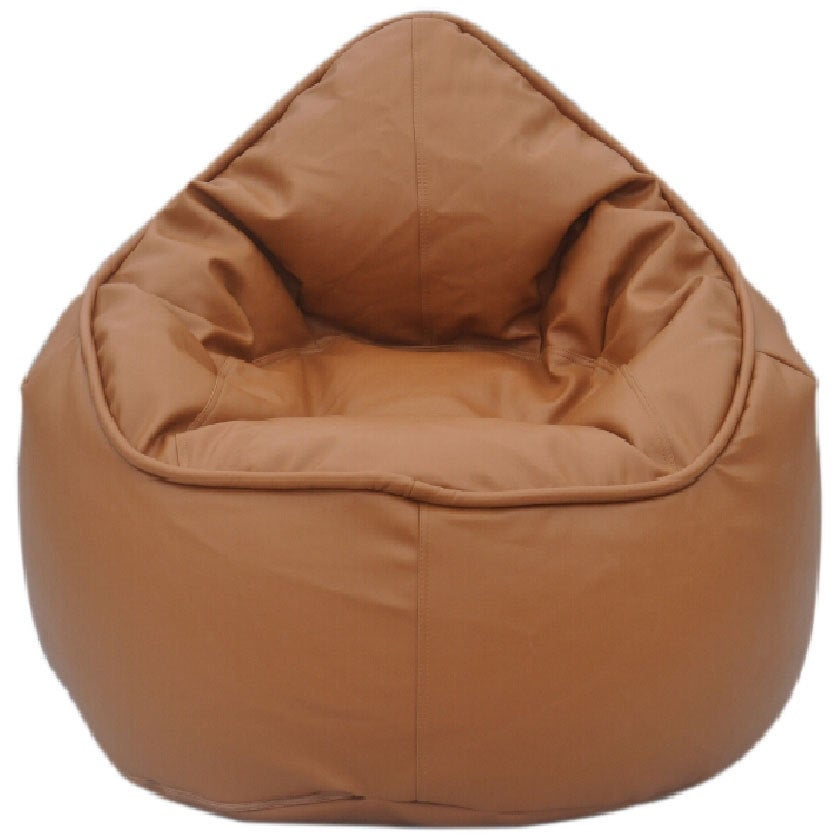 The Pod - Bean Bag Chair (Brown), Size Large (Cotton)