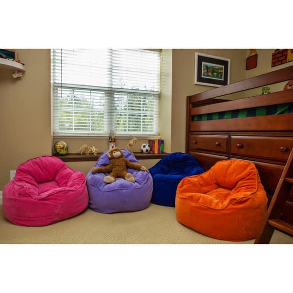 Fantastic Shop Mini Me Pod Bean Bag Chair Free Shipping Today Machost Co Dining Chair Design Ideas Machostcouk