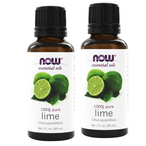 Now Foods Lime 1-ounce Essential Oil