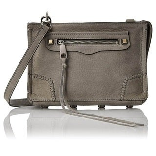 Rebecca Minkoff Regan Crossbody Handbag - Charcoal