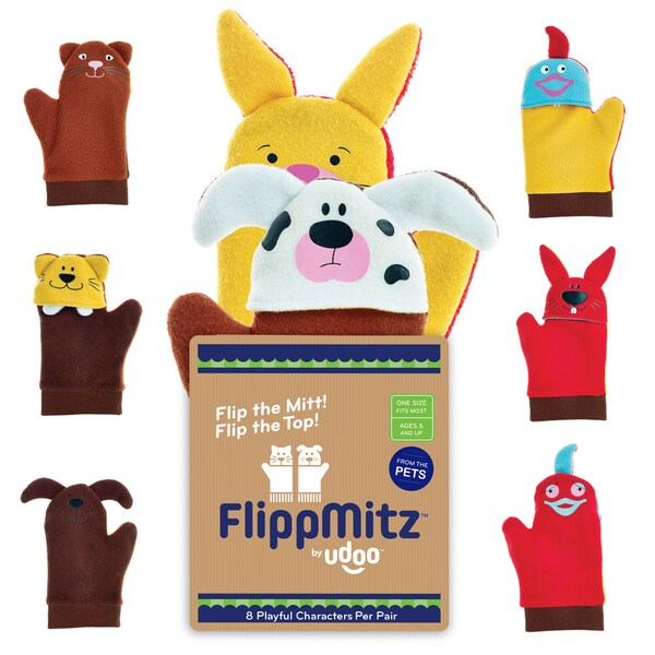 Udoo Pets Flippmitz
