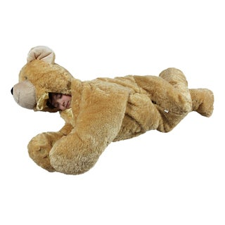 SnooZzoo Brown Bear Sleeping Bag